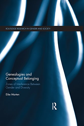 Genealogies and Conceptual Belonging: Zones of Interference between Gender and Diversity (Routledge Research in Gender and Society) (English Edition)