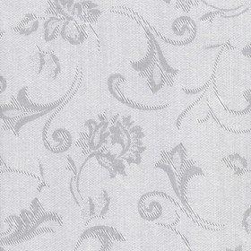 Ventidue Servietten Grau mit Ornament, hochwertig, stoffähnlich, 40x40 cm, 50 Stück, reißfest, saugstark und angenehm weich