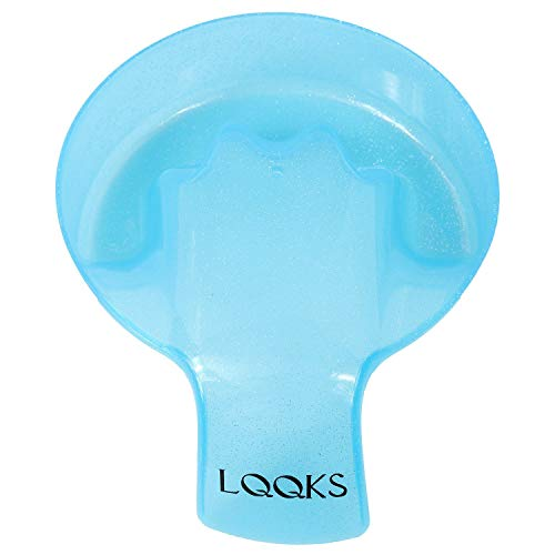 Ergonomic Manicure Soaking Bowl for Comfortable manicures- 1 piece