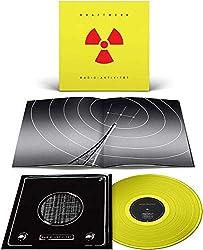 Radio-Aktivitat (German Version) (Translucent Yellow Colored Vinyl)