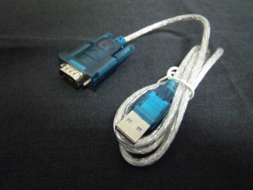 USB を シリアル コネクタ に 変換 (RS232 9ピン ) 340