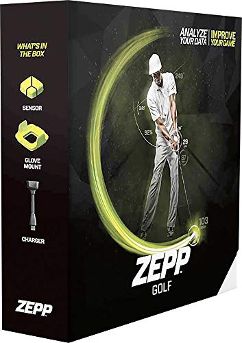 Zepp Golf KIT de 2, el analizador de...