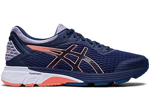 ASICS Zapatillas de correr para mujer GT-4000, azul (Expansión azul/expansión azul), 35 EU