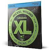 D'Addario EXL165 Set Corde Basso EXL