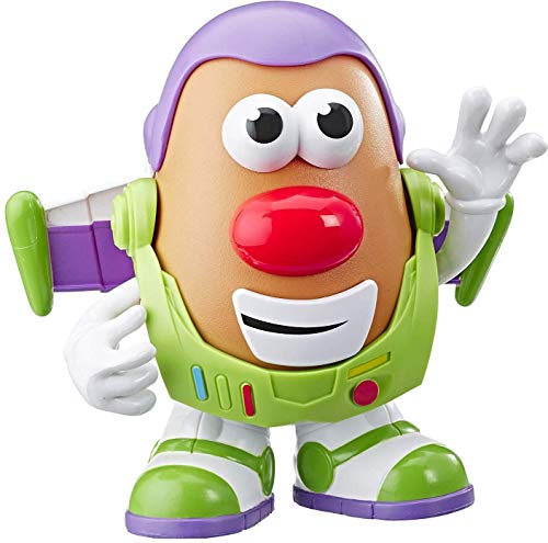Mr Potato Head Disney/Pixar Toy Story 4 Spud Lightyear Figure Toy for Kids Ages 2 & Up