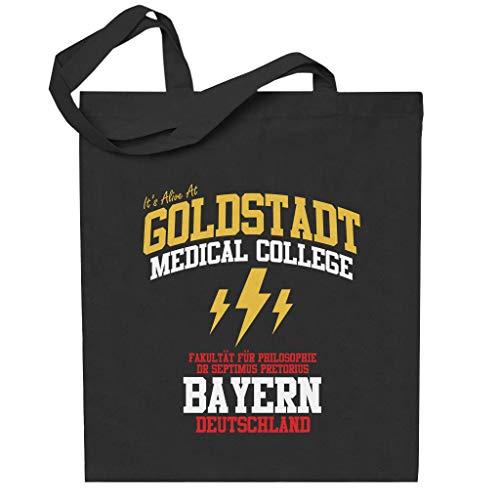 Cloud City 7 Frankenstein Goldstadt Medical College Totebag