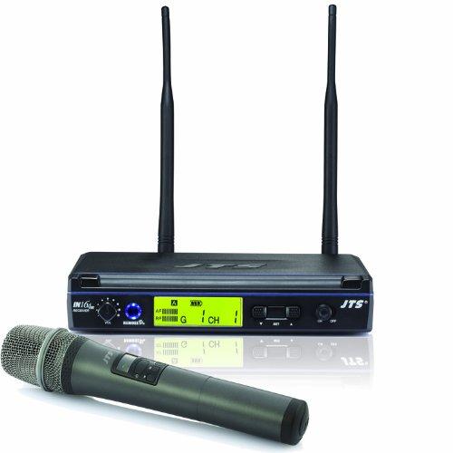 JTS JTS-HHS2 Micrófono inalámbrico de mano