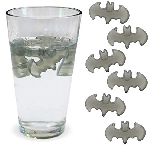 ICUP DC Superman Molded Caped Ceramic Pint Glass Clear 07743