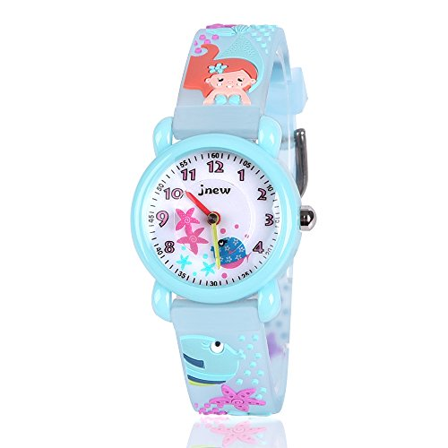 Gifts for 4 5 6 7 8 9 10 Year Old Girls, Girl Watch Toys for 3-10 Year Old Girl Gift Birthday Present