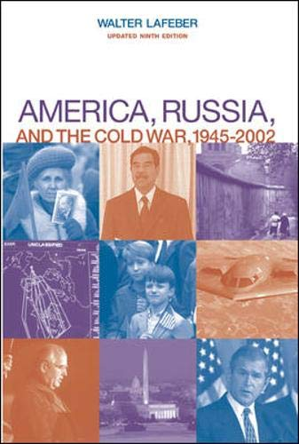 America, Russia, and the Cold War, 1945-2002, Updated: Updated