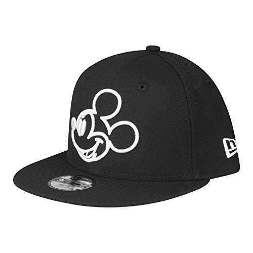 New Era 9Fifty Snapback Kinder Cap - Outline Mickey Mouse
