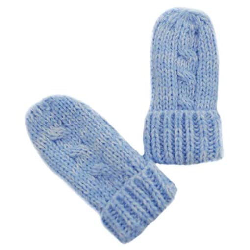 Baby-Mittens-Winter-Warm-Knitted-Mitts-Girls-Ribbed-Gloves-Boys-Cable-Knit-Acrylic-Mittens-Newborn-12-Months