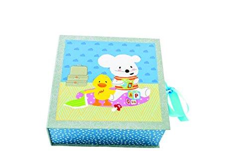 Imaginarium- Caja de Recuerdos Especiales para bebé, Top-Moments Baby Box (90476)