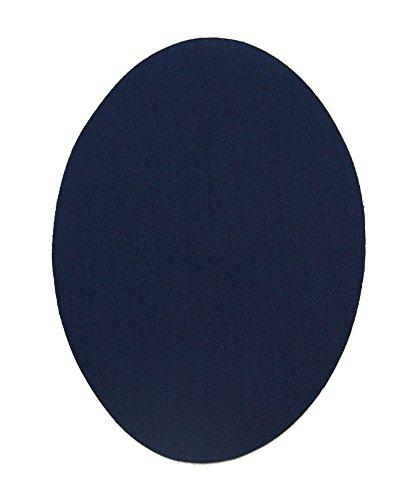 6 rodilleras niños color Marino claro termoadhesivas de plancha. Coderas para proteger tu ropa y reparación de pantalones, chaquetas, jerseys, camisas. 10,5 x 8 cm. Ref. 22 Marino claro