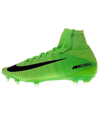 Nike Mercurial Superfly V (FG) grün - 44/5 / 10.5