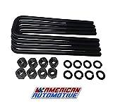 American Automotive Ram 2500 3500 4WD 1-2 Rear Suspension Lift U Bolts 4 PCS 15.75' Extra Long OEM Material