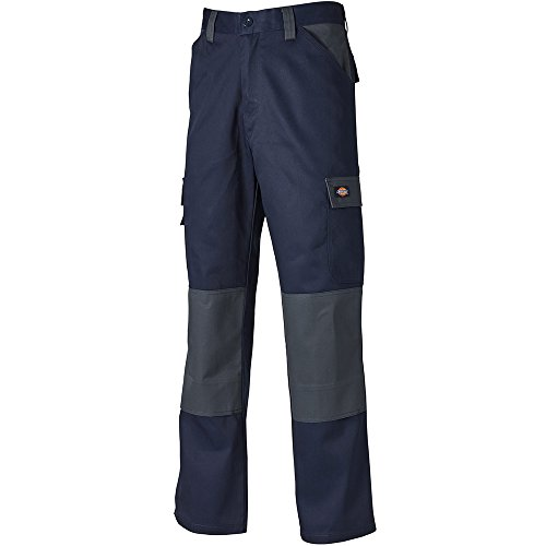 ED24//7SH NGY 28 Everyday Shorts  Mixte Bleu Marine//Gris Dickies Taille 31