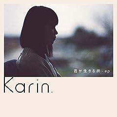 Karin.「痛みがわかれば」のCDジャケット
