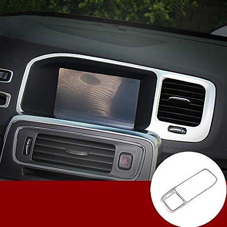 Interieur Mittelkonsole Gps Navigation Rahmen Verkleidung Abdeckung Auto