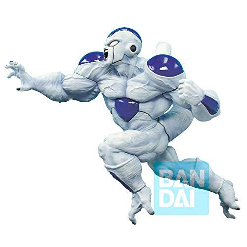 DB Banpresto Dragon Ball Super Freezer Z Battle - Figura de PVC (13 cm)