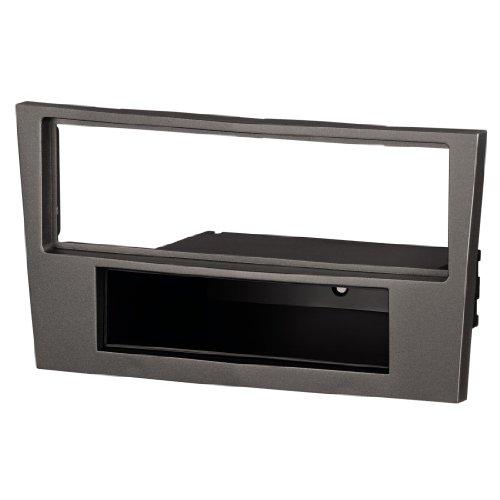 Hama Radio-Adapterblende für Opel Piano Black