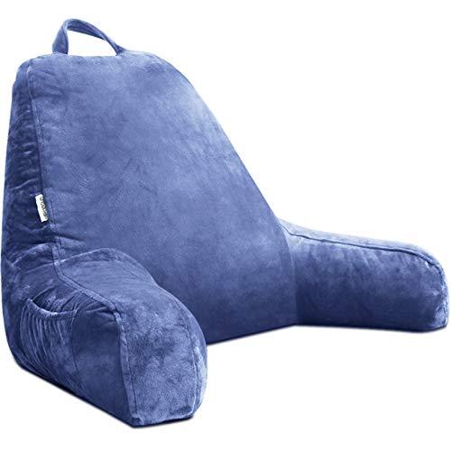 mittaGonG Shredded Foam Backrest Reading Pillow