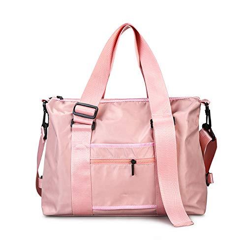 JiDan Damen-HenkeltaschenReisetaschen Neue Sport Schulter Diagonal Mobile Fitness Tasche Gepäcktasche Mit Großer Kapazität Aufbewahrungstasche