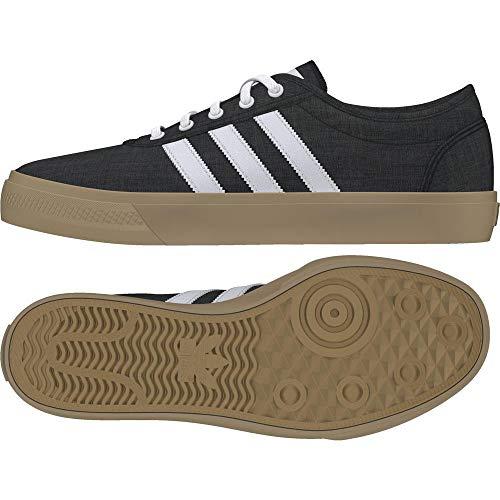 Adidas Adi-Ease, Zapatillas de Deporte Unisex Adulto, Negro (Negbás/Ftwbla / Gum4 000), 48 EU