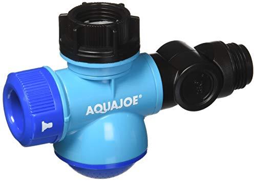 Aqua Joe Outdoor Faucet Tap Connector