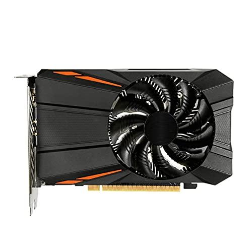 WERTYU Fit for GIGABYTE GTX 1050Ti 4GB GPU Video Card 128Bit Apto Fit for Nvidia Geforce GTX 1050 Ti Hdmi VGA Videocards Map GDDR5 Usado