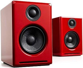 Audioengine A2+ Powered Desktop Speakers (Red) review