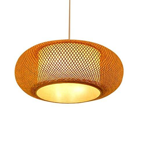 Rotan lantaarn houten lantaarn Lounge Retro 40 cm