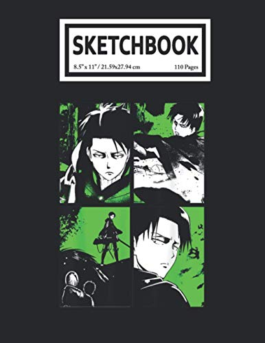 attack on titan drawing book - 8