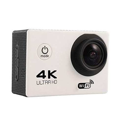 Ultra HD cámara 4K Acción WiFi Videocámaras 16MP 170 go 4 K 2 Pulgadas f60 30M Cámara...
