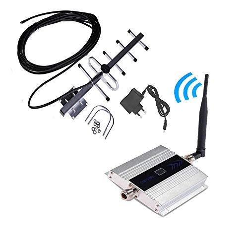 Baugger Teléfono Móvil Amplificador de Señal Gsm Repetidor de Señal Gsm Teléfono...
