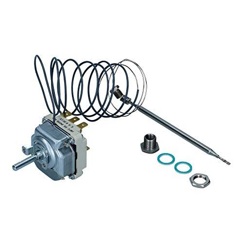 LUTH Premium Profi Parts - Thermostat Temperaturfühler Temperaturregler für Friteuse 95-180° EGO 5534035080