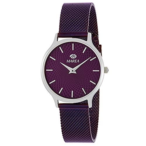 Reloj Marea B54201-3 Mujer Malla Lila