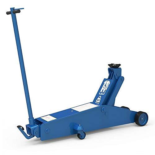 JJ® Hydraulischer Rangierwagenheber 16 Tonnen Hubhöhe 205-700 mm Hydraulik- Wagenheber 16.000 kg LKW Traktor Wohnwagen