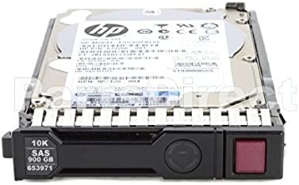 HP 653971-001 900GB 6G SAS 10K 2.5IN SC ENT - 652589-B21, 716649-001