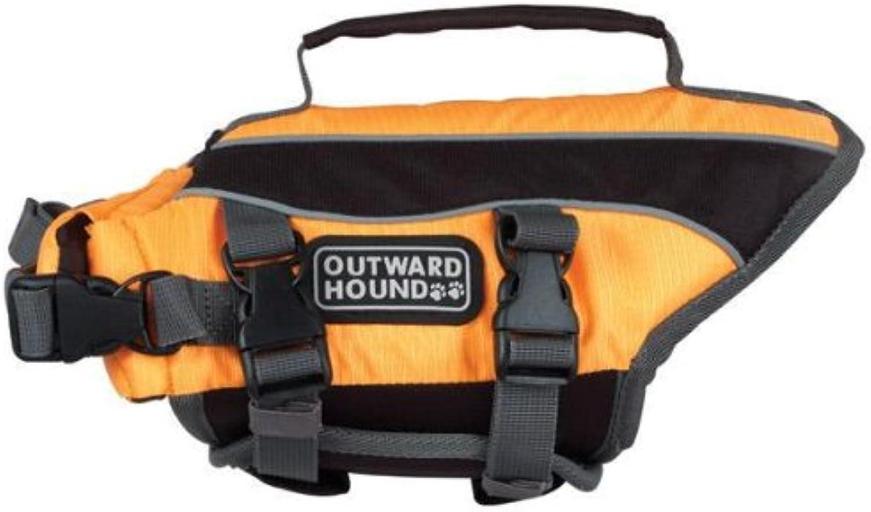 Outward Hound Pet Saver Life Jacket orange XSmall