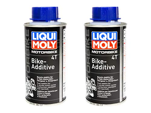 LIQUI MOLY Motorbike 4T Bike Additiv 2 Stück á 125 ml