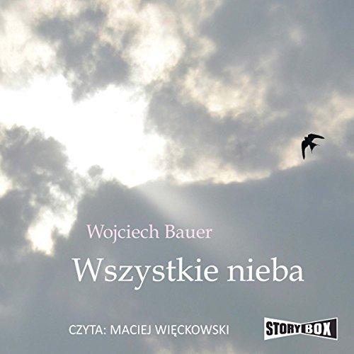 Wszystkie nieba audiobook cover art