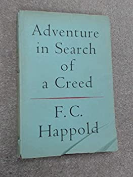 Hardcover Adventure in Search of a Creed Book