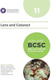 2018-2019 BCSC (Basic and Clinical Science Course), Section 11: Lens and Cataract