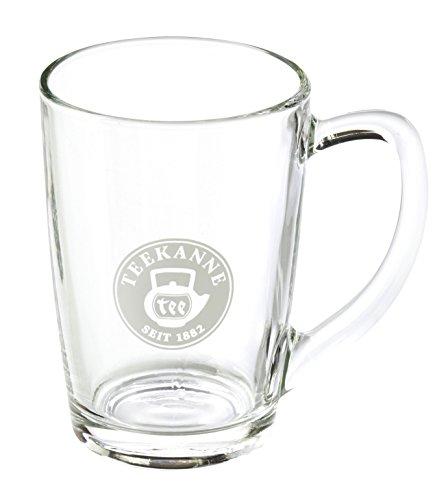 TEEKANNE TEALOUNGE System Henkel, 2er Set Teegläser, Glas, transparent, 8 x 11.5 x 11 cm, 2-Einheiten