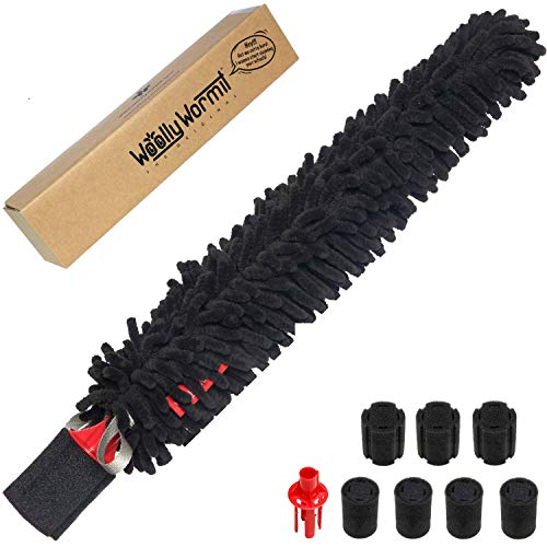 WOOLLYWORMIT Wheel Brush, All-in-one Auto and Car Detailing...