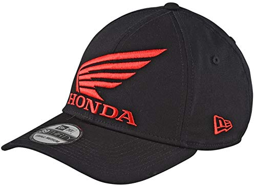 Troy Lee Designs Honda Wing - Gorra para Adulto L-XL Negro