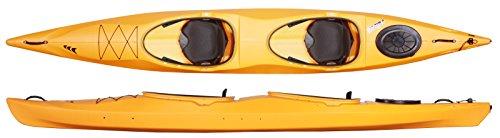 Prijon Custom Line CL 490 großes Zweier-Kajak für Familien und Verleih TOP !!, Prijon Farben :Mango, Prijon Ausstattung:ohne Steuer