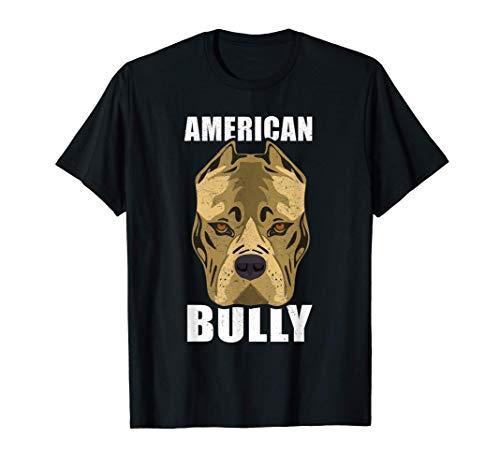 American Bully | Hunde lustige Geschenkidee Hundehalter T-Shirt