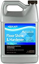 Aqua Mix Floor Shine and Hardener - Gallon